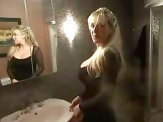 Bathroom Big Tits  Pov