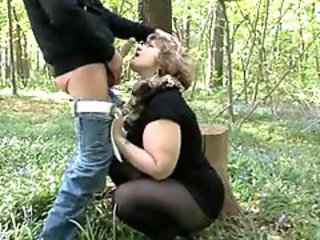 Amateur   Blowjob Clothed  Outdoor Pantyhose