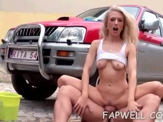 Glorious Closeup Of Cock Pounding Tight And Pink Teen Pussy Deep