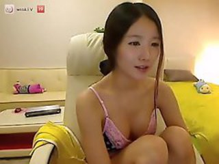 Asian Cute Korean Solo Teen Webcam