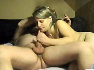 Polish mature couple oral and anal