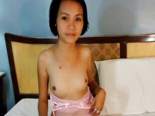 Amateur Asian Small Tits Teen