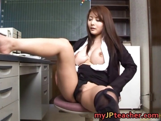 Asian Big Tits Hairy Japanese  Teacher
