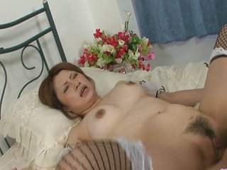 Asian Hairy Japanese
