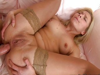 Anale  Mature Calze