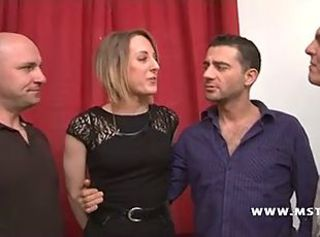 Lola blonde gang bang mstx _: amateur french gangbang