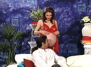 Pregnant Foreigner Fun