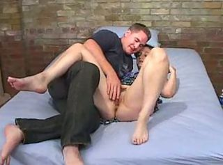 Dabbler gets a creampie and swallows the second albatross