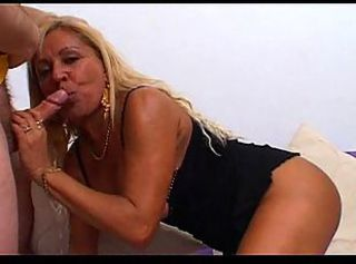 mature blonde wonderful big ass take in every hole troia
