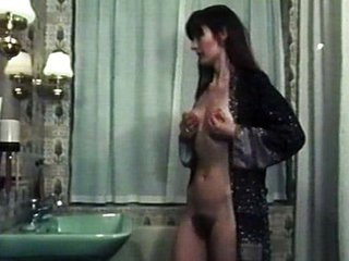 Bathroom Hairy Teen Vintage