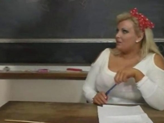 Big Tits Mature School Teacher