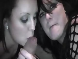 Amateur Blowjob Homemade Threesome
