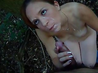 Cumshot Facial Outdoor Pov Teen