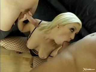 Blondie Got Ass Pounded