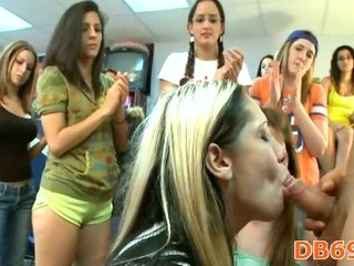 Blowjob  Party Student