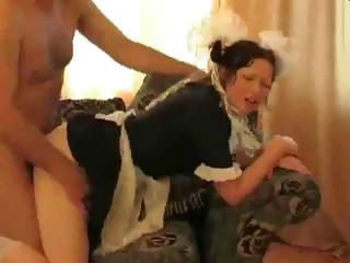Young Brunette Gets Her Pussy Eaten And...