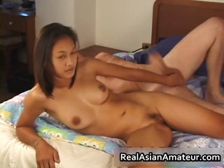 Amateur Asian Interracial Teen