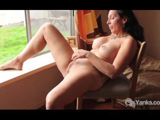 Chubby Masturbating  Natural Solo