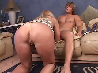 Ass Blowjob MILF Mom Old and Young