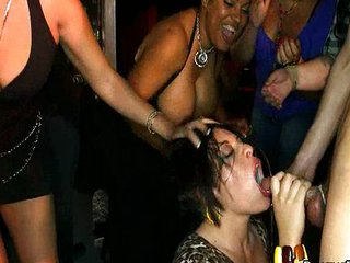 Lucky Guy Feeds Voluptuous Woman