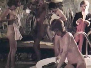 Groupsex Hairy Pool Vintage