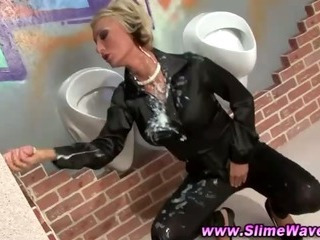 Gloryhole Wet And Messy Sluts Get It Goo...