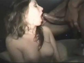 Cheap Drunk Slut Gets A Huge Black Cock