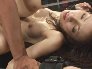 Finely Detailed Japanese Milf With An Od...