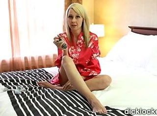 Your Cheating Dick Locked Up In Chastity _: bdsm femdom milfs