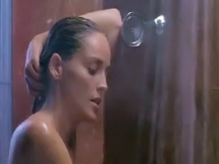 Sharon stone shower scene in The specialist