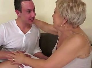 Ugly granny with flabby body & guy _: blowjobs grannies matures milfs old+young