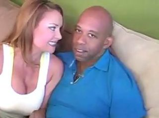 White wife gets Huge BBC (Great Ass POV) _: cuckold cumshots interracial milfs pov
