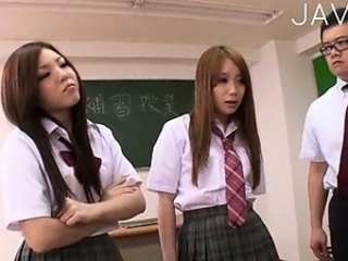 Asian Japanese School Student Teacher Teen Uniform