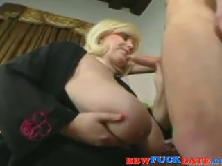Big Tits Blowjob Mature Mom Natural Old and Young