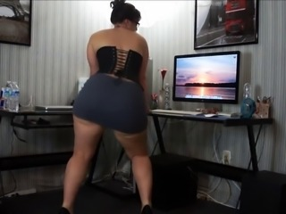 Amateur Ass Chubby Corset Dancing Homemade Mature