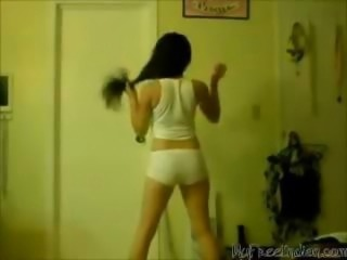 Dancing Shaking My Back indian desi indian cumshots arab