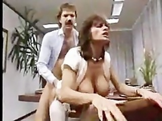 Big Tits Doggystyle European German  Office Secretary Vintage