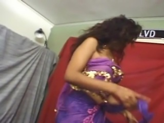 Amateur Chubby Dancing Indian