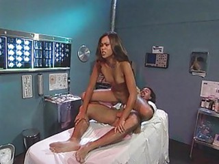 Asian Babe Doctor Hardcore Interracial Riding