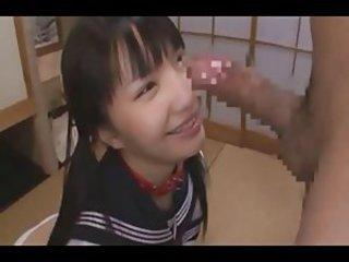 Asian Cumshot Facial Japanese Student Teen Uniform