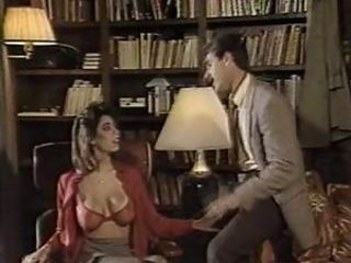 Big Tits Lingerie  Office Pornstar Secretary Vintage