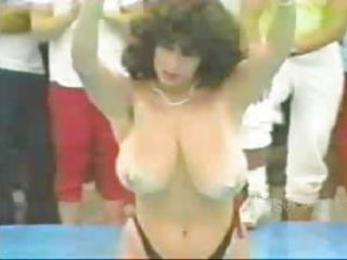 Big Tits Dancing  Natural Public Vintage