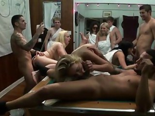 Amateur Groupsex Orgy Party Student Teen
