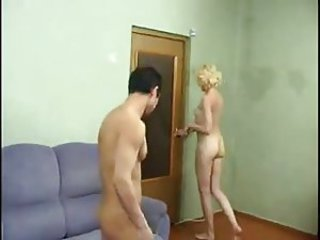 Russian mature fucking young boy