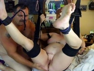 wife swinging