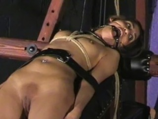 Sahara Knites bizarre bound and in the nude indian fetish models x-rated...