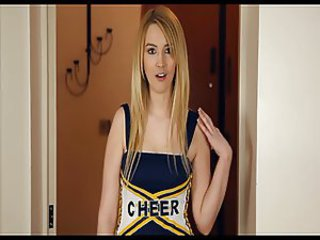 Cheerleader Cute Teen Uniform