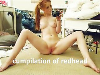 Amateur Girlfriend Homemade Redhead Teen