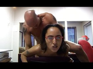 Forced sex in the office
