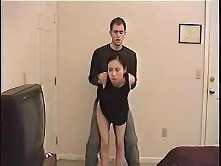 Amateur Clothed Doggystyle Teen